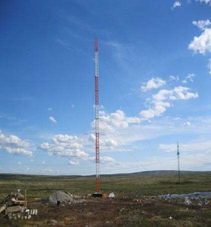 Строительство ветропарка мощностью 200 МВт в Кольcком районе Мурманской области