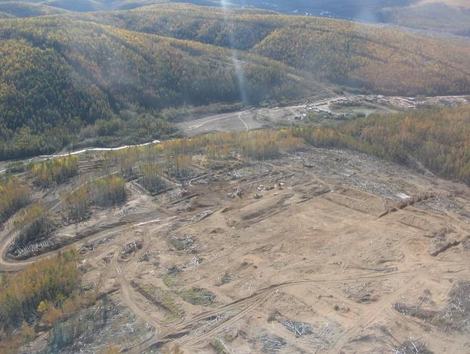 Проект строительства пускового комплекса Маломырского золоторудного месторождения