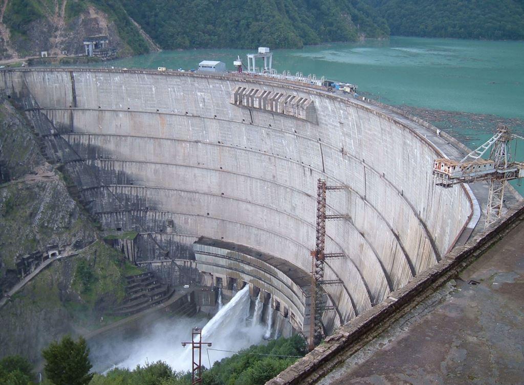 Шуахевская ГЭС
